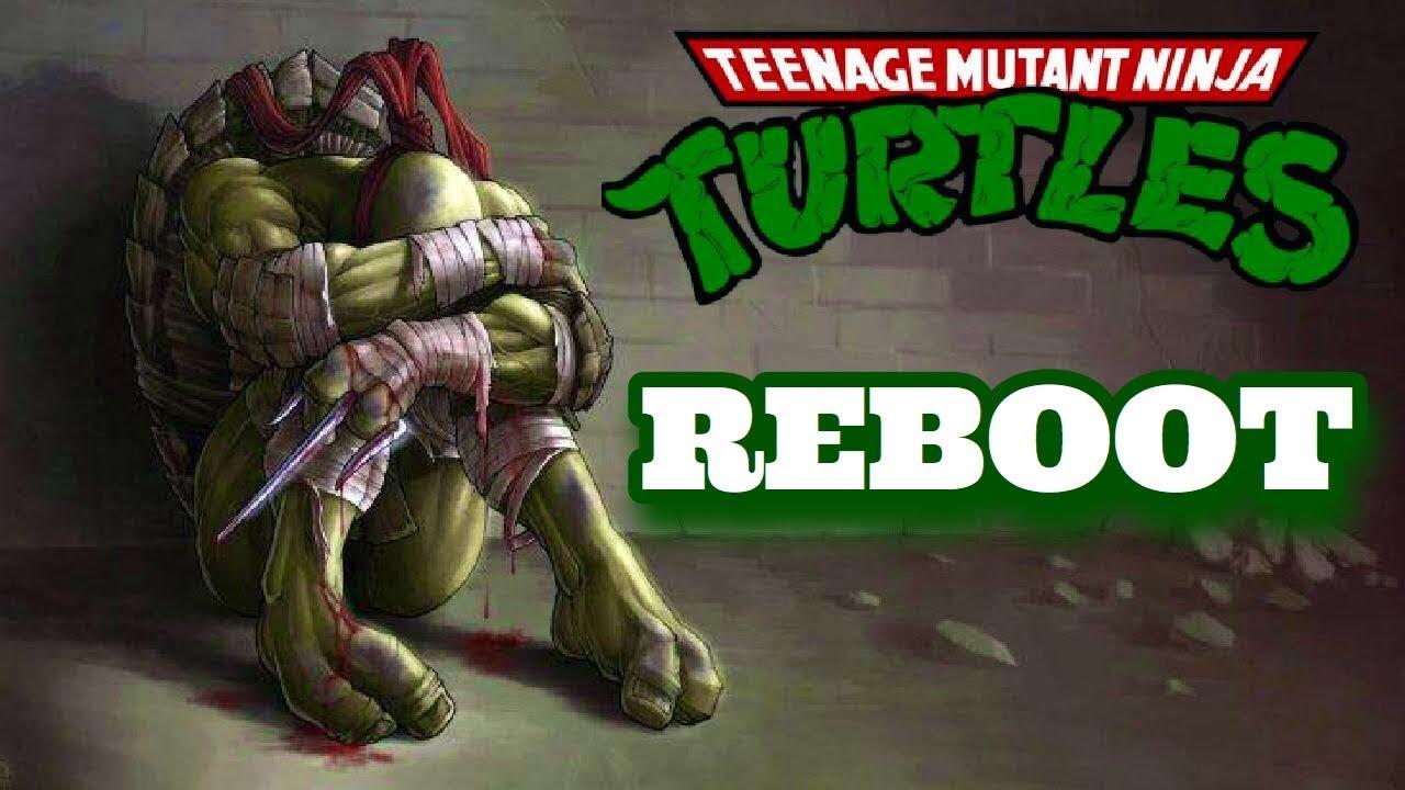 Teenage Mutant Ninja Turtles Is Getting A Reboot Again Youtube