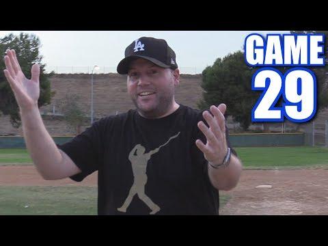 MY LONGEST HOMER EVER!   On-Season Softball League   Game 29