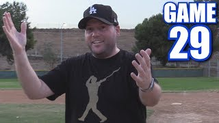 MY LONGEST HOMER EVER! | On-Season Softball League | Game 29