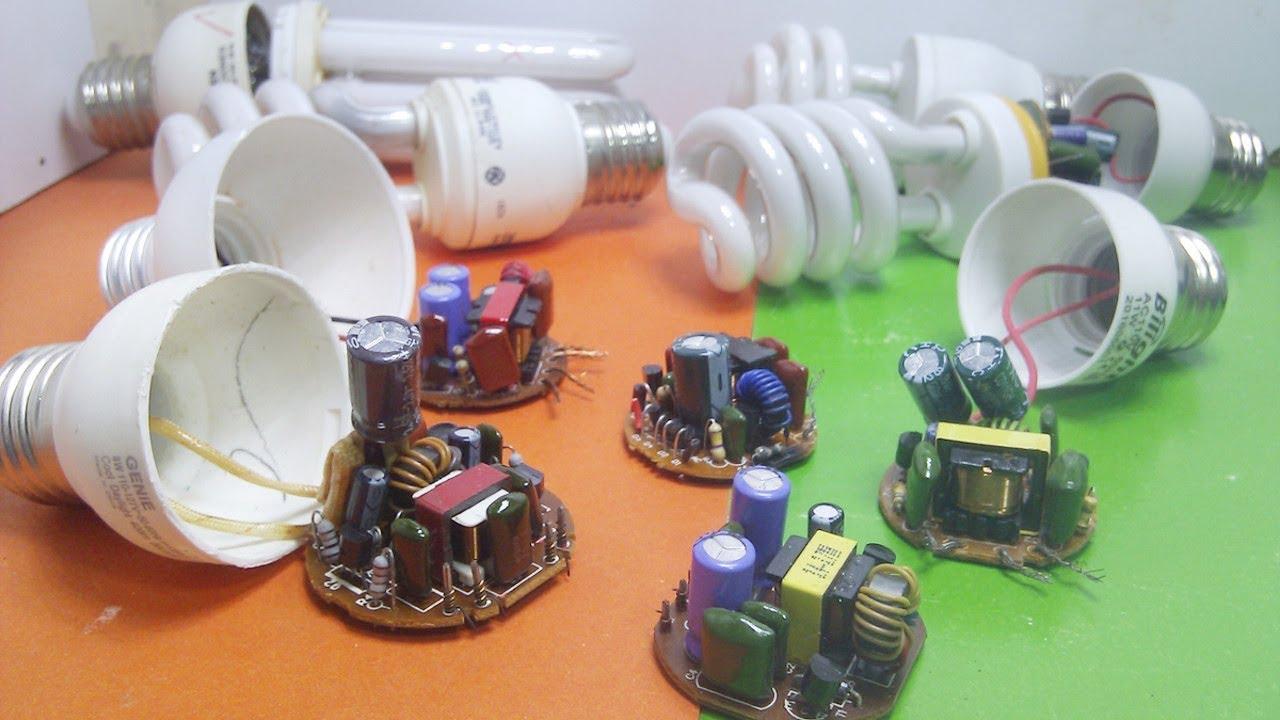 Reparaci n avanzada foco ahorrador lampara de bajo consumo - Focos de bajo consumo para exterior ...