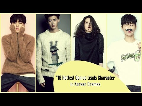 Hottest Genius Leads Character in Korean Dramas - YouTube