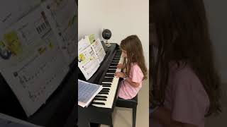 'Mary Had A Little Lamb' performed by Mia (Miss NOVITA)