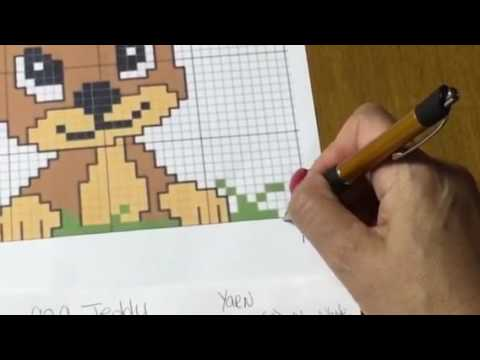 How To Corner To Corner C2c Video Teddy Crochet Along