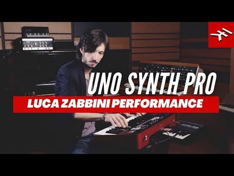 UNO Synth Pro performance - Luca Zabbini