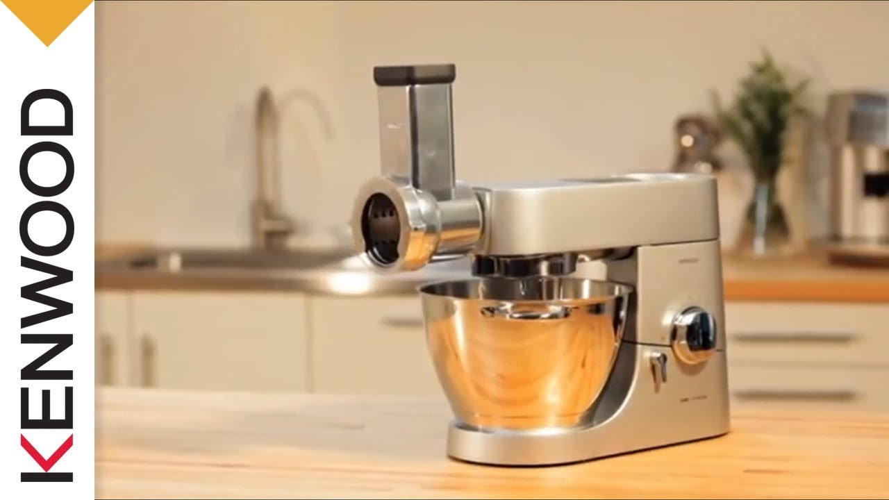 Kenwood Rotary Slicer At643 Kitchen Machine Attachment Youtube