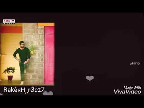 Cholo Movie Song Chusi Chuddanghaney Nachesindhe Edited By RakèsH