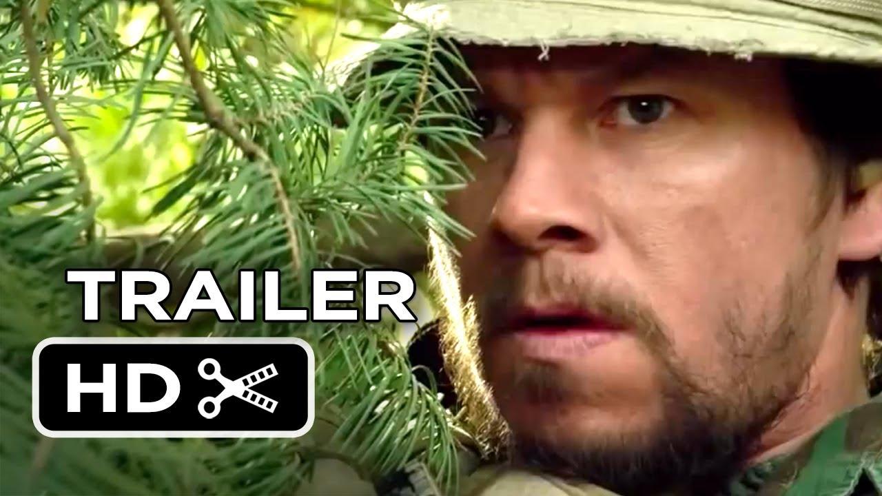 Lone Survivor Official TRAILER 1 (2013) - Mark Wahlberg Movie HD - YouTube