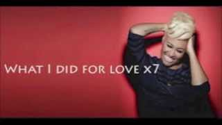 David Guetta - What I Did For Love ft Emili Sande (Piano Instrumental/Karaoke) Lyrics