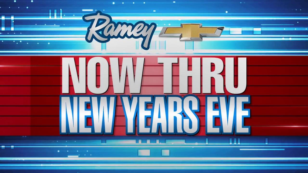 RAMEY CHEVROLET DECEMBER TV TAX WRITE-OFF - YouTube