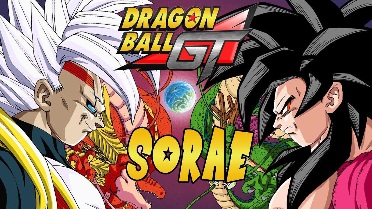 Dragon Ball GT German Opening Full with Lyrics [Sorae