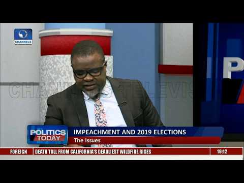 Impeachment And 2019 Elections: The Issues In Focus |Politics Today|