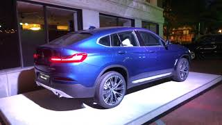 The new BMW X4 - A closer Look