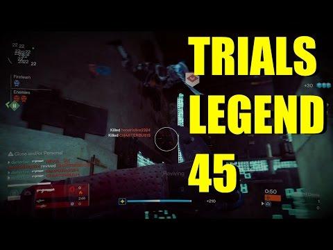 "Trials Of Osiris LEGEND -""Highlights"" & Clutches Ep. #45"