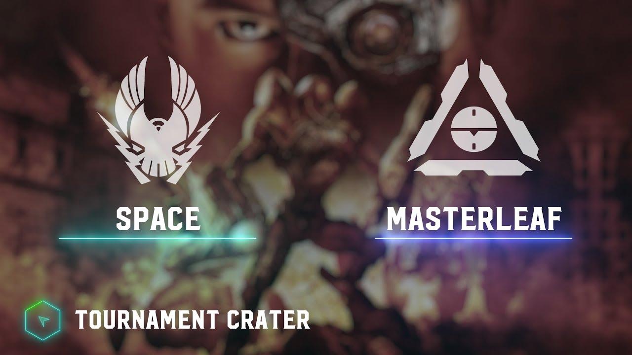 Space(Zocom) vs MasterLeaf(MoK) - Tournament Crater - Kane's Wrath