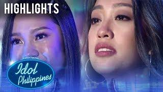 Fatima at Sheland, tuluyan nang nagpaalam sa kompetisyon | Live Round | Idol Philippines 2019