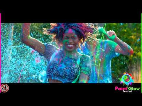 Paint Glow Festival 2015 | Asia Largest UV Paint Party