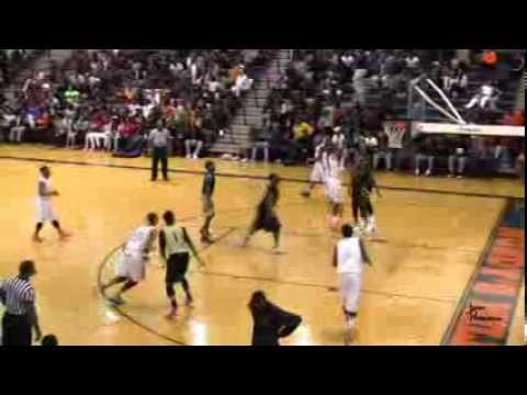 Clayton County All Star Basketball Game Highlights 2014