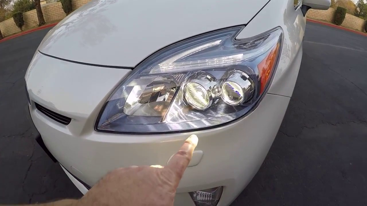 2017 Inside Out Video Tour Prius Plug In Advanced Technology