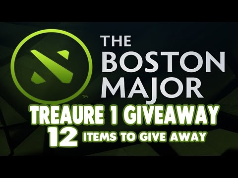 [CLOSED] Dota 2 The Boston Major Items Giveaway -  Fall 2016 Treasure 1 (#1)