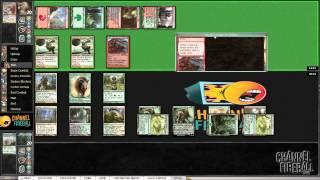 Channel ShipItHolla -  Modern Mono Green Devotion #2 (Match 1, Game 2)
