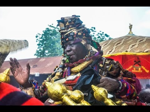 Ashanti Kingdom: Beautiful Funeral Tradition For Royals(phot