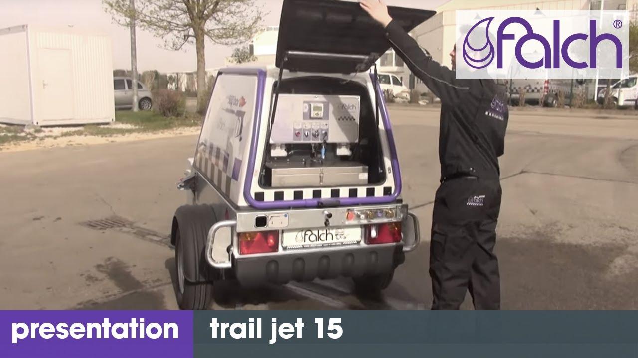 falch trail jet 15 - product presentation - www.falch.com