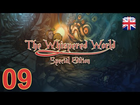 The Whispered World Special Edition - [09] - [Chapter Three - Part 3] - English Walkthrough  
