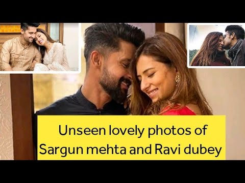 Download Unseen lovely photos of sargun mehta and ravi dubey