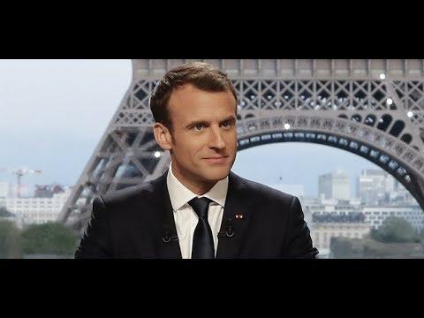 De Notre-Dame-des-Landes à la Syrie : l'interview de Macron sur BFMTV en 5 points