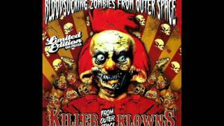 Bloodsucking Zombies From Outer Space - Poison (Alice Cooper Psychobilly Cover)