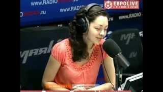 """Семён Слепаков -Марина Кравец на """"Маяке"""""""