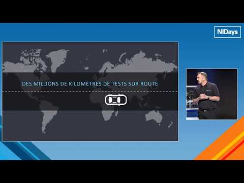 NIDays France 2017   Keynote Matin   Autonomous Vehicles with Konrad Technologies