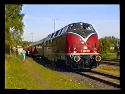 V200 Rapsblütenfahrt 8Mai1994 Malente Lütjenburg