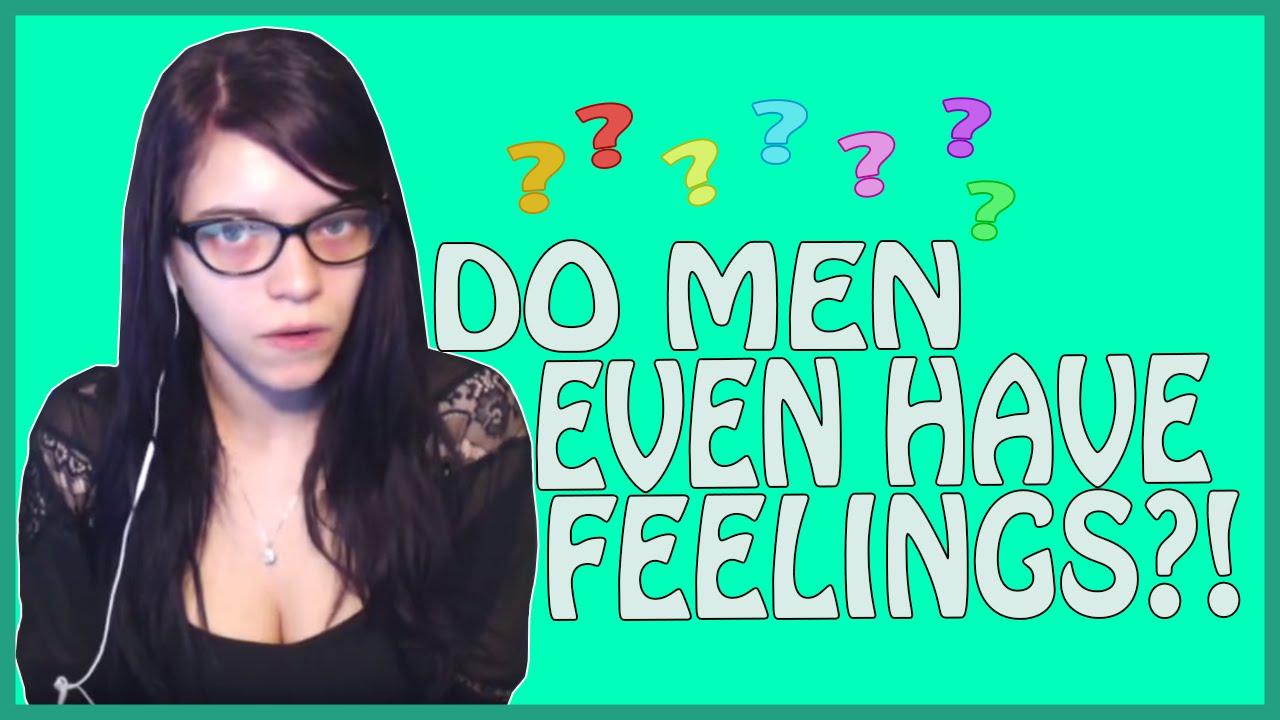 Do men even have feelings? - YouTube