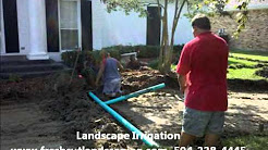 Mandeville Landscaping Companies - Fresh Cut Landscaping