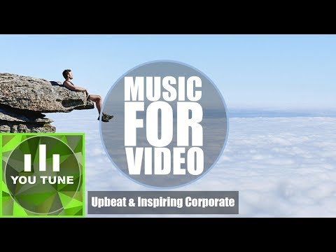 Upbeat & Inspiring Corporate Royalty Free Music Background Music For Video