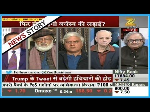 BIG STORY BIG DEBATE | What will be impact of USA-Russia relations on India?