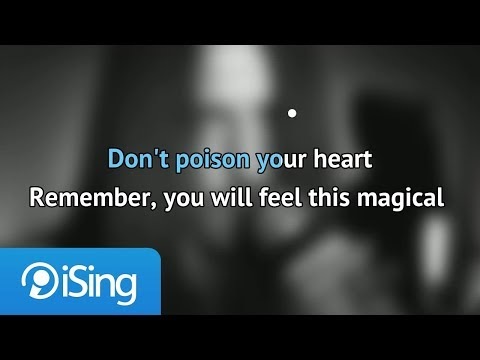 Michał Szpak - Don't Poison Your Heart (karaoke iSing)