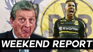 The Worst EPL Team Ever: Crystal Palace? + AUBAMEYANG Scores in Bunches!