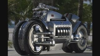 Dodge Tomahawk Concept Videos