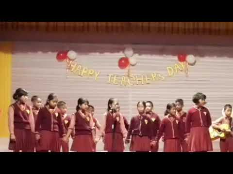 Teacher's'day celebration by Q C Springside school