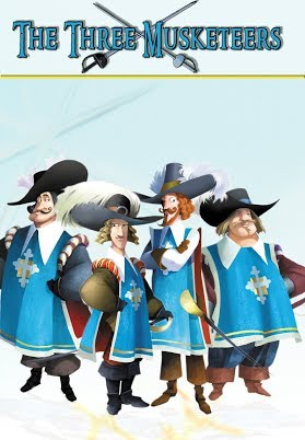 The three musketeers pt1 1992 5