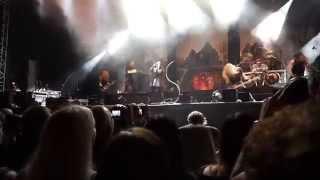 Epica - Originem + The Second Stone, Cityrock Leeuwarden 07-08-15