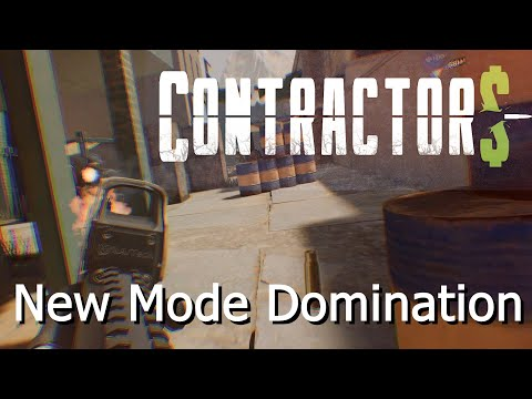 Contractors VR - new Update - Game Mode Domination