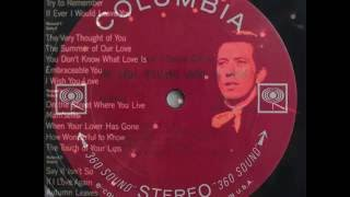 Andy Williams – Autumn Leaves (1959)