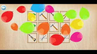 Kids Educational Puzzle - Tools  #2   Numerous Fixing Jigsaw Puzzle   Abuzz Education Brain Games