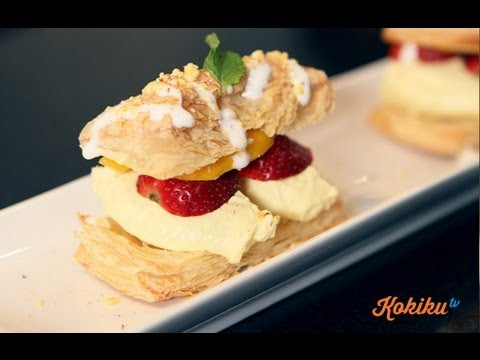 Cara Membuat Pastry Masterchef Travel Video