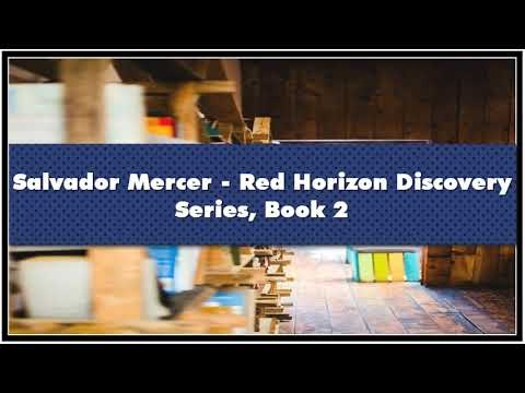 Salvador Mercer Red Horizon Discovery Series Book 2 Audiobook