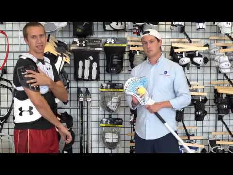 Box Lacrosse Equipment Overview!