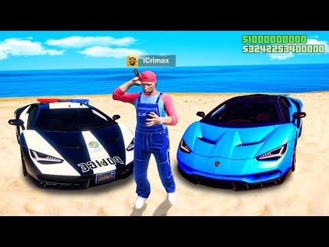 iCrimax repariert LUXUS POLIZEI AUTOS in GTA 5 RP!